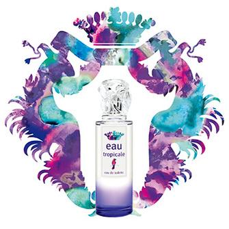Eau Tropicale составлен из аккордов экзотических цветов, где доминирует тубероза. Правда, ее запах разложили на молекулы и, исключив все «плотские» нюансы, оставили лишь романтичную цветочную свежесть. Вшлейфе угадывается характерный дляSisley шипровый аккорд.