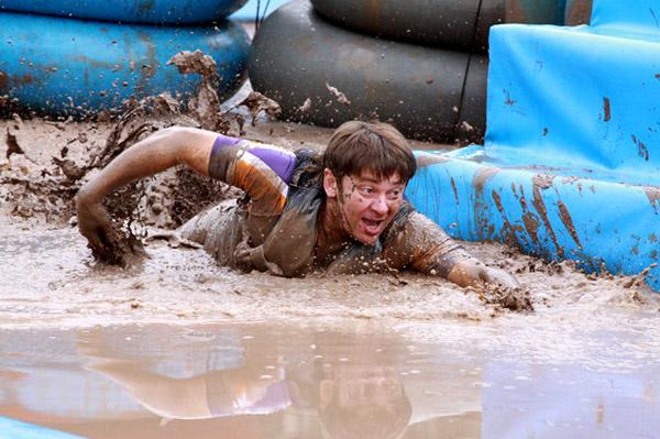 Дмитрий Брекоткин до «Жестоких игр» никогда в своей жизни не видел столько грязи.