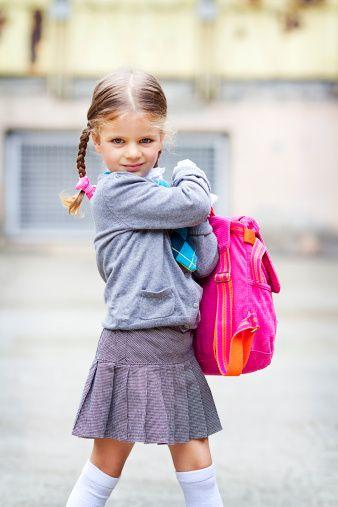 что надеть в школу модно