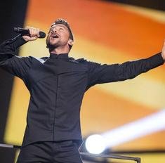 Лазарев уступил в финале «Евровидения» Украине и Австралии