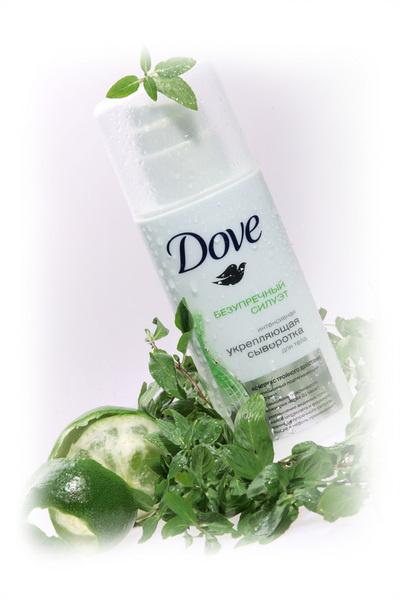 Dove Безупречный силуэт с ароматом мяты и лайма