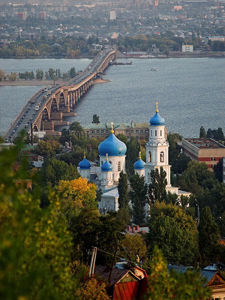 Ко Дню города в Саратове пройдут бесплатные экскурсии