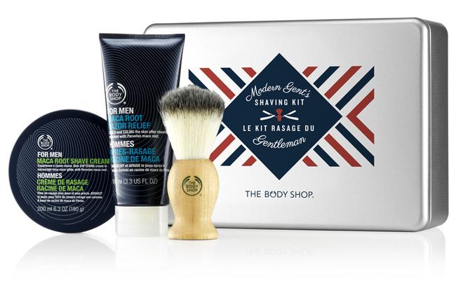 The Body Shop, подарочный набор средств для бритья, 1790 рублей
