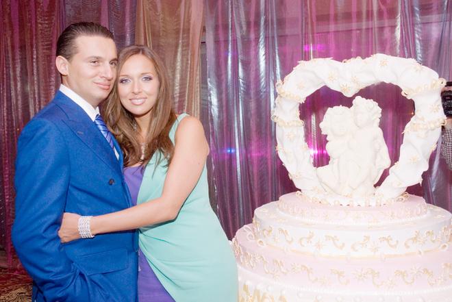 Алсу и ее супруг, бизнесмен Ян Абрамов