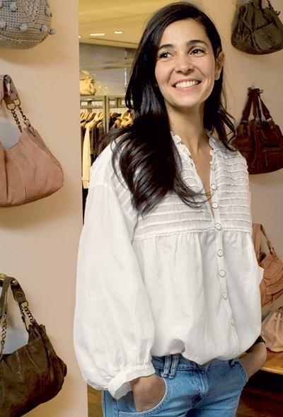 Валери Дарель, создательница легендарной сумки «24 часа»