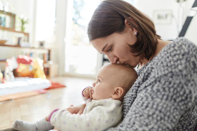 Мать-одиночка: 5 проблем и их решение