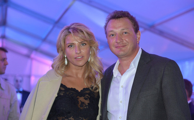 Архарвова и Башаров фото