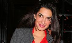 Невеста Клуни устроила примерку свадебного платья
