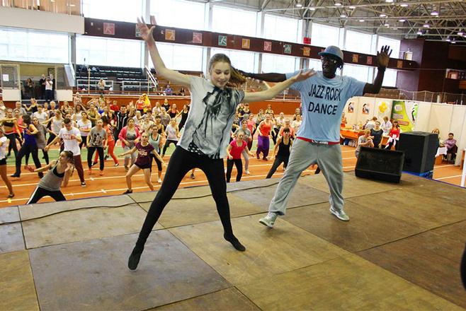 В Челябинске состоится фитнес-форум. Выбери свой стиль