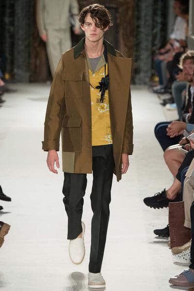 Неделя мужской моды в Париже: лучшие показы | галерея [1] фото [23]