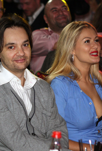 Александр Маленков и Мария Кожевникова
