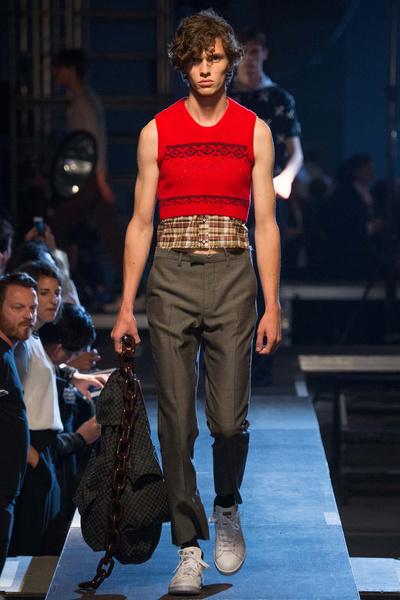 Неделя мужской моды в Париже: лучшие показы | галерея [2] фото [11]