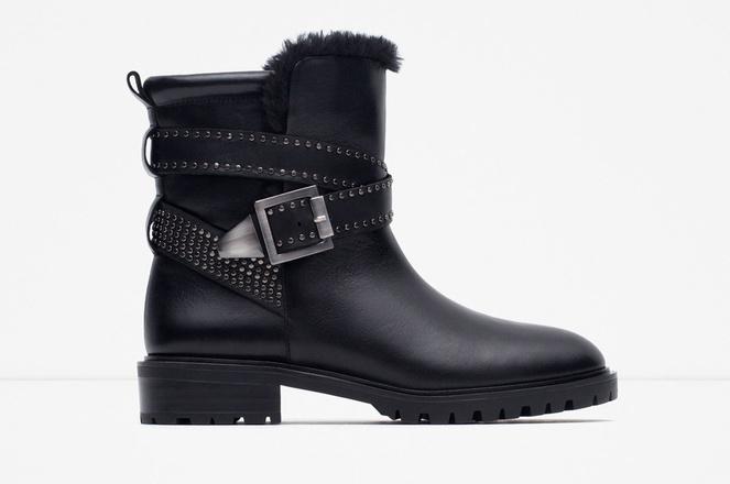 Ботинки Zara, 7999 р.