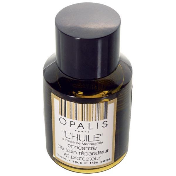 Восстанавливающий концентрат для волос с маслом макадамии Opalis.