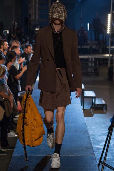 Неделя мужской моды в Париже: лучшие показы | галерея [2] фото [13]