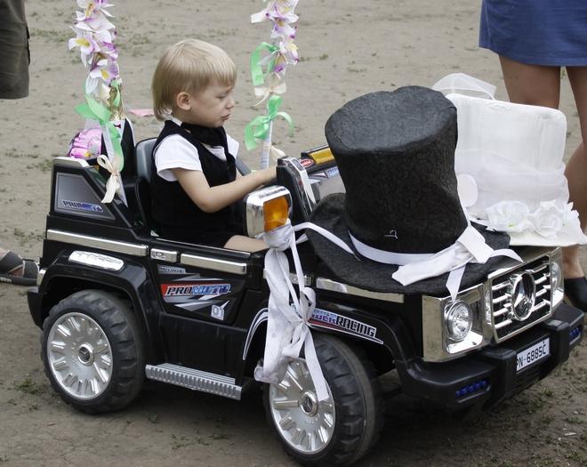 Парад колясок в Воронеже 2015