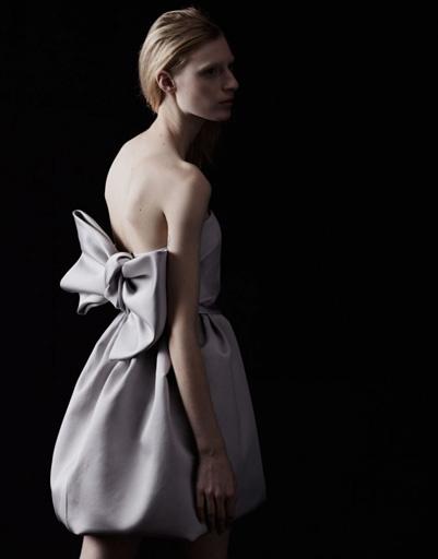 Свадебное платье Lanvin 2014