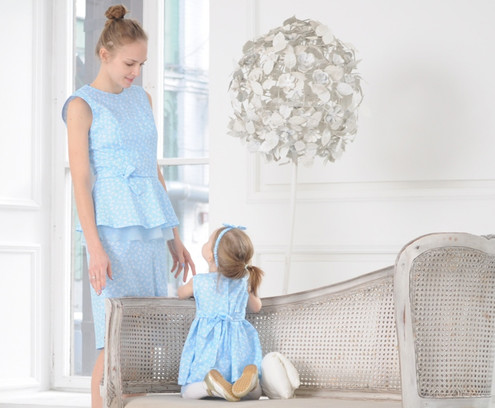 Комплект платьев Little Angel: 6990 руб.