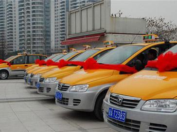 Пока в Пекине всего 50 экологичных такси