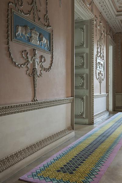 Новая коллекция: ковры от Jonathan Saunders для The Rug Company | галерея [1] фото [5]