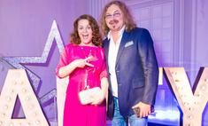 Жена Игоря Николаева не скрывает беременность
