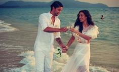 Таня Терешина вышла замуж и объявила о беременности