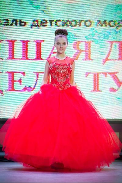 Лучшая детская модель Тулы – 2016, София Волобуева