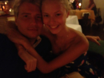 Николай Басков и его подруга Полина