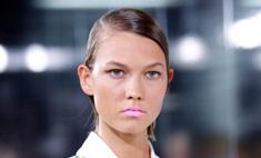 Неделя моды в Нью-Йорке: бьюти-тренды весны-лета 2014
