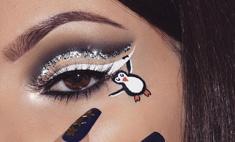 13 волшебных вариантов новогоднего макияжа