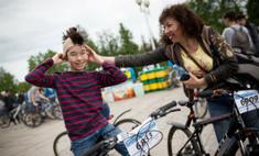 День 1000 велосипедистов: уфимцы c семьями и в костюмах. Фоторепортаж