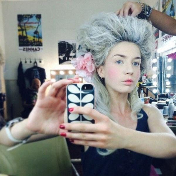Актриса Валерия Федорович, фото