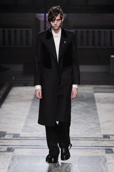 Неделя мужской моды в Лондоне: главные показы | галерея [1] фото [4]