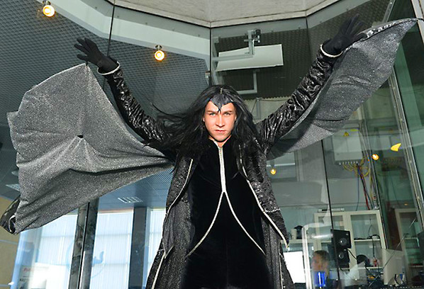 Хэллоуин во FlyStation