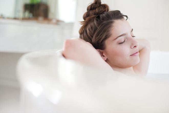 Ванны с хвойным экстрактом