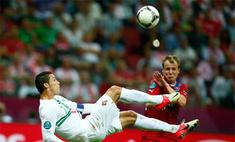 Португальцы против чехов на Евро-2012: гол, который покорил мир