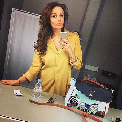Алена Водонаева фото грудь