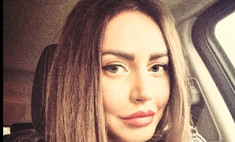 Малиновская эксперементирует с внешностью