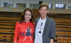 Утяшева и Воля открывают свою школу ЗОЖ