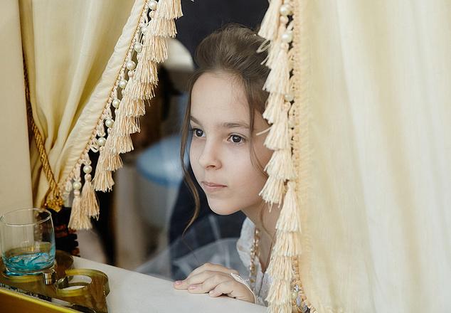 Арина Горчакова, участница конкурса «Маленькая мисс Екатеринбург 2017», фото