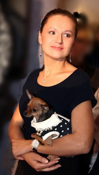 Автор проекта «DOG-ПРОФИ» Наталия Ришина.