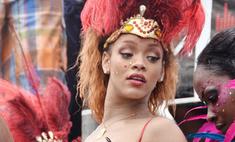 Рианна – королева карнавала на Барбадосе