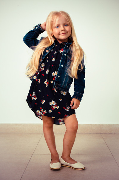 Фото дети модели