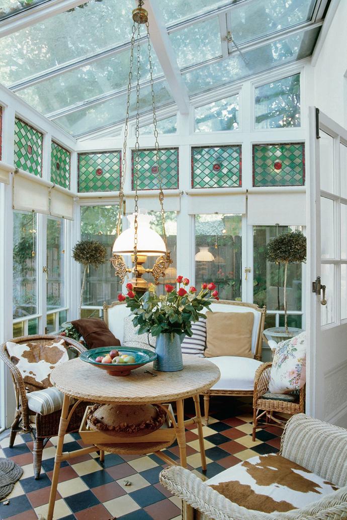 Декор веранды фото