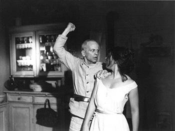 Клаус Кински в фильме «Войцек», реж. Вернер Херцог, 1979 г.
