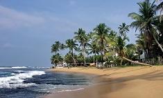 Шри-Ланка, Хиккадува – благословенная земля