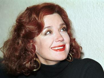 Ирина Алферова отмечает юбилей