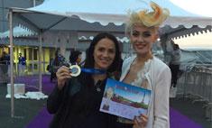 Ярославна взяла золото чемпионата Европы по парикмахерскому искусству