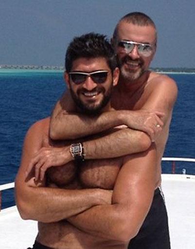 Джордж Майкл (George Michael) и Фади Фавац (Fady Favaz)