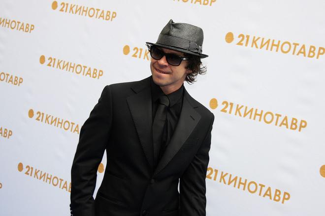 Актер Павел Деревянко